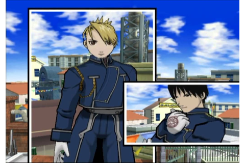 Fullmetal Alchemist: Dream Carnival Walkthrough/Gameplay ...