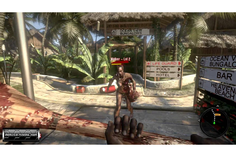 Dead Island Gameplay (PC HD) - YouTube