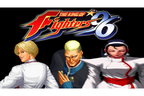 The King Of Fighters '96 | Arcade | Goenitz, Chizuru ...