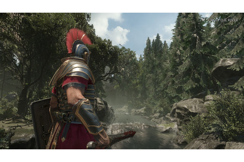 "Ryse: Son of Rome - ""Environments"" Graphics Montage 