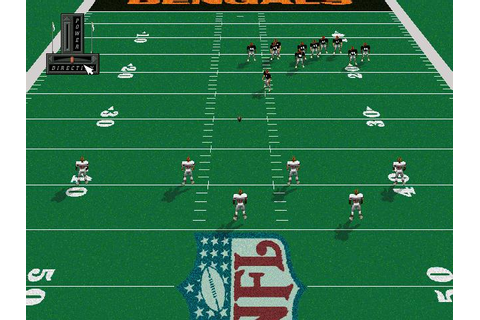 Madden NFL 97 Download (1996 Sports Game)