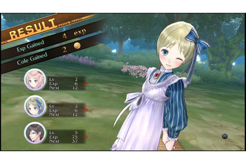 Atelier Meruru™: The Apprentice of Arland Game | PS3 ...