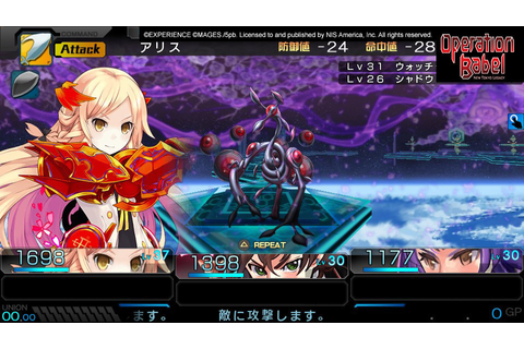 Operation Abyss/Babel: New Tokyo Legacy Digital Limited ...