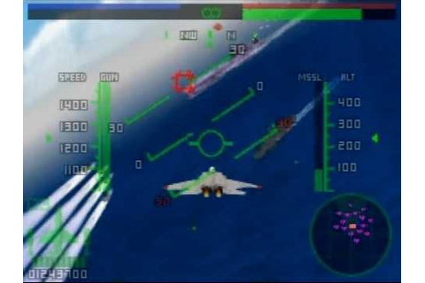 Aerofighters Assault - 02 - Pacific Ocean (part 1) - YouTube