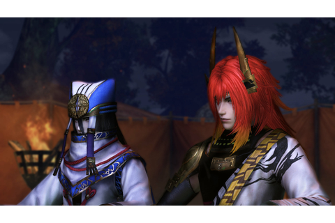 Download SAMURAI WARRIORS 4-II Full PC Game