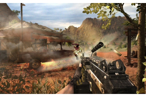 Download Far Cry 2 | Game Master