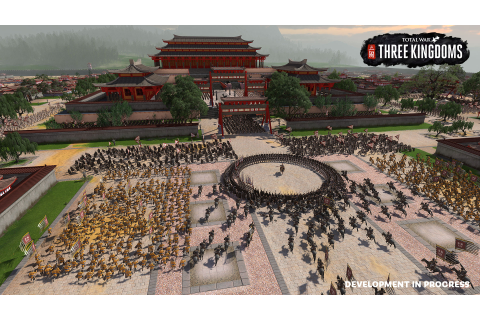 Total War: THREE KINGDOMS - Total War