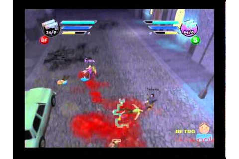 Underworld: The Eternal War PS2 Multiplayer Co-op Gameplay ...