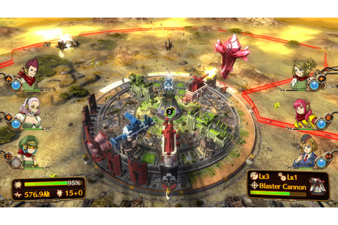 Save 80% on Aegis of Earth: Protonovus Assault on Steam