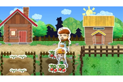 Harvest Moon: My Little Shop Review (WiiWare) | Nintendo Life