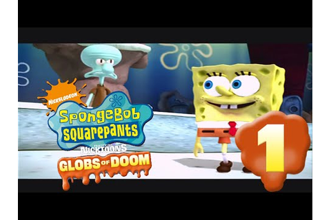 Let's Play Spongebob Squarepants featuring Nicktoons ...