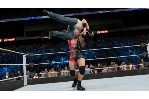 PC Games High Speed Direct Download !: WWE 2K15 (2015) Pc ...