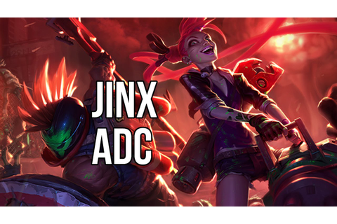 League of Legends - Slayer Jinx ADC - Full Game Commentary ...
