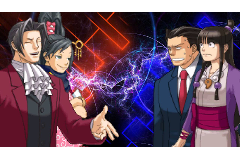 Miles Edgeworth: Ace Attorney Investigations - Pursuit ...