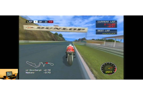 Lets Play Moto GP 2 Ultimate Racing Technology For The ...