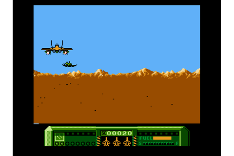 Mig 29 Soviet Fighter NES - RetroGameAge