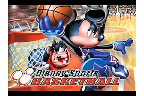 Disney Sports Basketball Game - Get Ready For Super Slam ...