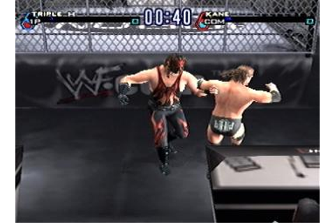 Screens: WWF SmackDown! Just Bring It - PS2 (11 of 32)