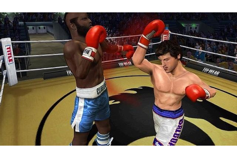 The 10 Best Boxing Games Ever Made - GameRevolution