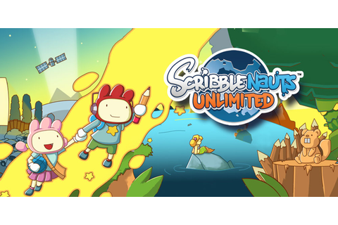Scribblenauts Unlimited | Wii U | Games | Nintendo
