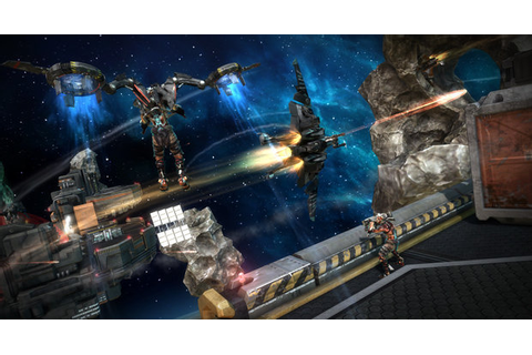 Starhawk releases on May 8th, public beta begins today ...