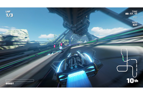Fast RMX is getting a new update soon with time attack ...