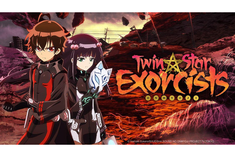 Twin Star Exorcists | The Nomad Gamers