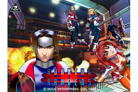 Burning Rangers (Sega Saturn), 1998 : test jeu d'action ...