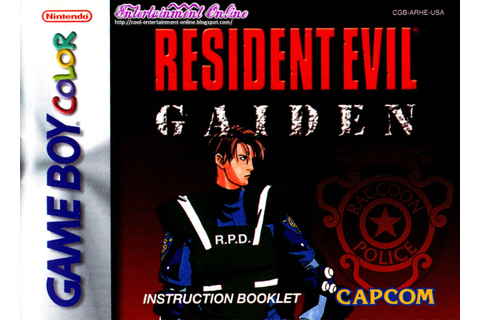 Resident Evil Gaiden (Game) | Entertainment Online