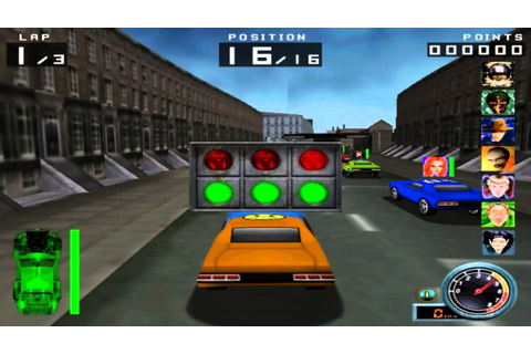 Demolition Racer (1999 - PC) - MAYHEM! - YouTube
