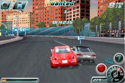 Review: Asphalt 4: Elite Racing for iPhone | Macworld