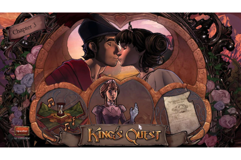 3rd-strike.com | King's Quest Chapter 3: Once Upon a Climb ...
