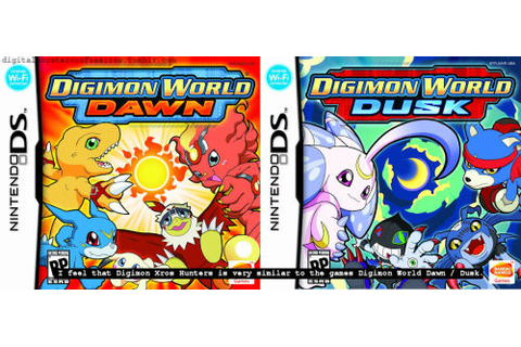 digimon world dusk on Tumblr
