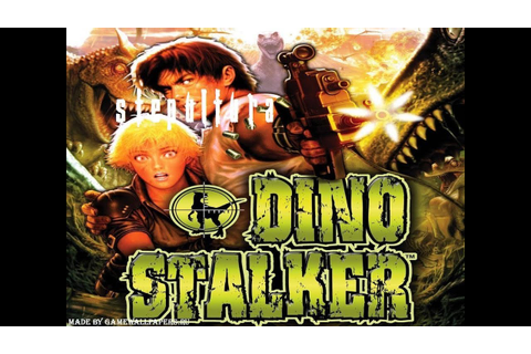 Dino Stalker [Game Movie] - YouTube