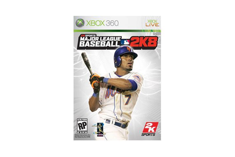 Major League Baseball 2k8 Xbox 360 Game - Newegg.com