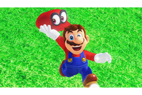 Soapbox: Is Super Mario Odyssey the Best Mario Game Ever ...