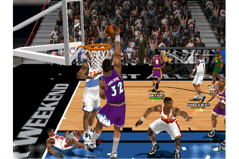 NBA Live 99 - Full Version Games Download - PcGameFreeTop