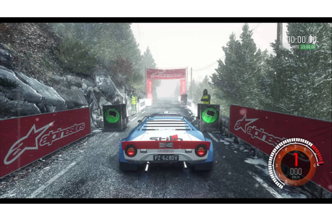 colin mcrae dirt rally 2015 - YouTube