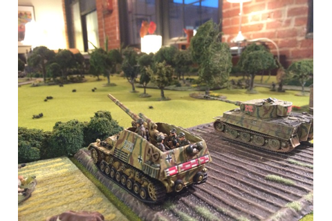 Kampfgruppe Normandy AAR- scenario « Plastic Panzer Addiction