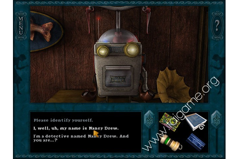 Nancy Drew: The Haunted Carousel - Download Free Full ...