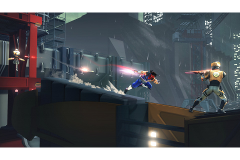 Interview: Double Helix Games on Carving Out a New Strider ...