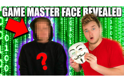 THE GAME MASTER FACE REVEAL!! Who IS The Game Master ...