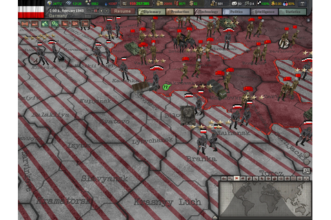 Køb Hearts of Iron III PC spil | Steam Download