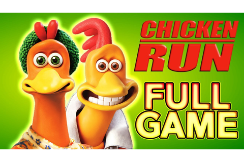 Chicken Run FULL GAME 100% Longplay (PS1, PC, Dreamcast ...