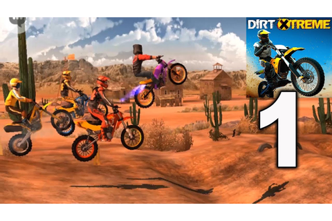 Dirt Xtreme - Bike Racing Game - Arizona 2 - 5 Gameplay ...