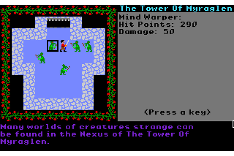 Escape from Hell Part #21 - Tower of Myraglen, Part 3/3
