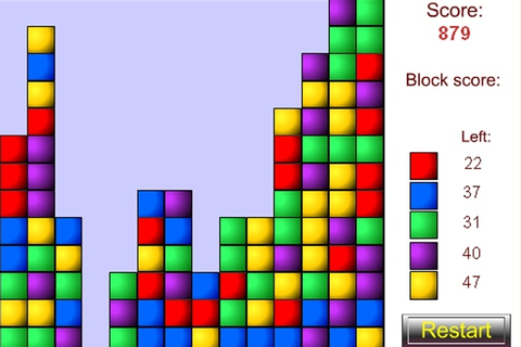 Square Blocks Game - Play Free Brick games - Games Loon