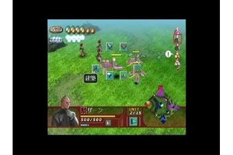 Hundred Swords Dreamcast Gameplay - YouTube
