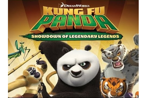 Kung Fu Panda: Showdown of Legendary Legends (X360 ...