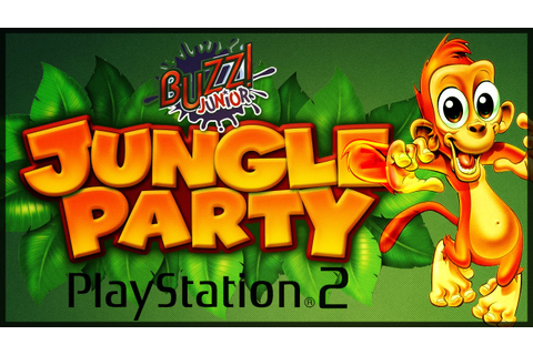 DahSons Play: Buzz!™ Junior: Jungle Party - YouTube